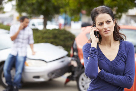 Upset victim of DUI driver