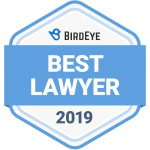 BirdEye 2019 Best Lawyer Award for Fernandez Law Group
